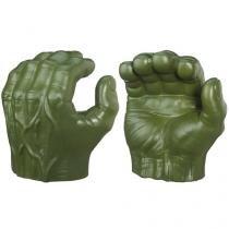 1 Par de Luvas Hulk - Avengers - Marvel - Hasbro