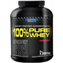 100% Pure Whey 2268g Baunilha - Probiótica