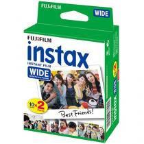 2 Packs de Filme para Câmera Instax Wide 300 - Fujifilm