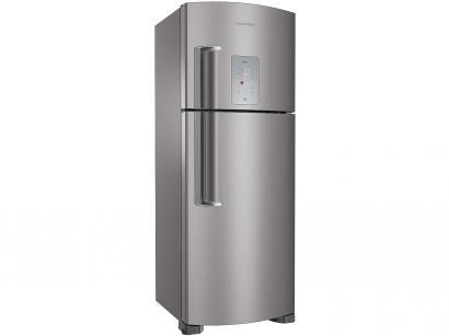 Geladeira/Refrigerador Brastemp Frost Free Duplex - 429L Inox Ative! BRM50NR