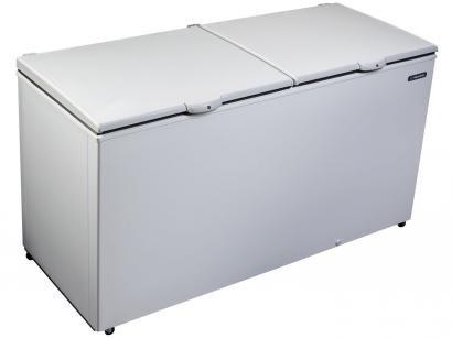 Freezer e Refrigerador Horizontal Dupla Ação - 2 tampas 546 litros - DA550 - Metalfrio
