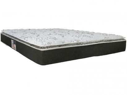 Colchão Casal Castor Mola 25cm de Altura - Sleep Basic Comfort