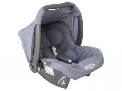 Bebê Conforto Burigotto Touring SE Cinza - para Crianças até 13 Kg