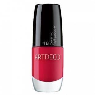 Ceramic Nail Lacquer Artdeco - Esmalte - 18 - Apple Red - Artdeco