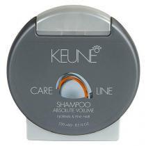 Absolute Volume Keune - Shampoo para Cabelos Finos - 250ml - Keune