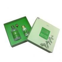 Acqua Colonia Melissa  Verbena Eau de Cologne 4711 - Perfume Unissex 170ml + Gel de Banho 75ml - 4711
