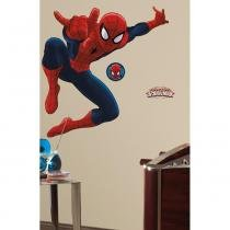 Adesivo de Parede Infantil Ultimate Homem Aranha Gigante - Roommates - Roommates