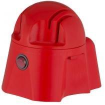 Afiador de Facas Elétrico em ABS Vermelho 3514 Anodilar - 220V - Anodilar