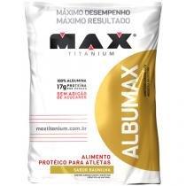 Albumina Albumax 100% 500g Baunilha - Max Titanium