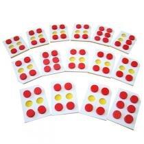 Alfabeto Braille Vazado 15 Peças EVA 68 - Carlu - Carlu