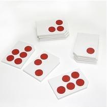 Alfabeto Colado Braille em EVA com 26 Peças 63 - Carlu - Carlu