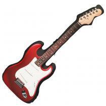 Almofada Formato Guitarra - Colorido - Kathavento Presentes