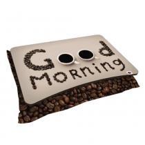 Almofada Multiuso Good Morning - Bege - Mobhi
