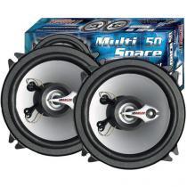 Alto-Falantes Arlen 5 Polegadas Triaxial Kit - Multspace 50 40W 2 Peças