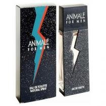 Animale For Men Eau de Toilette Animale - Perfume Masculino - 50ml - Animale