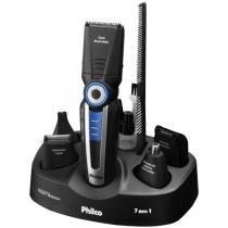 Aparador de Barba 1 Velocidade 7 em 1 - Philco Multigroom