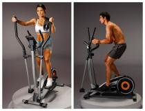 Aparelho Elliptical Trainer Magnetic - OT - ND - Polishop