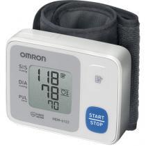 Aparelho Medidor de Pressão Arterial Digital - de Pulso - Omron HEM 6122