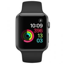 Apple Watch Series 1 42mm Alumínio 8GB Esportiva - Preta