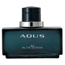 Aqus Pour Homme Alta Moda - Perfume Masculino - Eau de Toilette - 100ml - Alta Moda