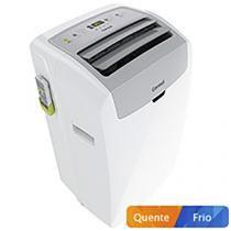 Ar-Condicionado Portátil Consul 12.000 BTUs - Quente/Frio Filtro HEPA C1B12BBANA Controle Remoto
