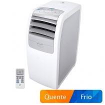 Ar-Condicionado Portátil Electrolux 10000 BTUs - Quente/Frio PO10R com Controle Remoto