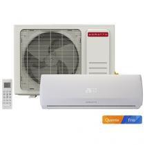 Ar-condicionado Split Agratto 9.000 BTUs - Quente/Frio Confort Fit FIT9QF