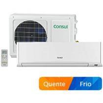 Ar-Condicionado Split Consul 7000 BTUs Quente/Frio - Filtro HEPA Facilite CBW07AB