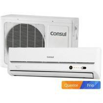Ar-Condicionado Split Consul 9000 BTUs Quente/Frio - Filtro HEPA Bem Estar CBU09DBBNA