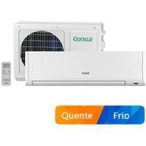 Ar-Condicionado Split Consul 9000 BTUs Quente/Frio - Filtro HEPA Facilite CBW09AB