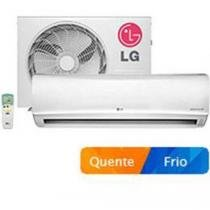 Ar-Condicionado Split LG Inverter 18000 BTUs - Quente/Frio Líbero E USW182CSG3 Autolimpante
