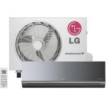 Ar-Condicionado Split LG Inverter 9000 BTUs Frio - Filtro 3M Libero Art Cool ASQ092BRG2