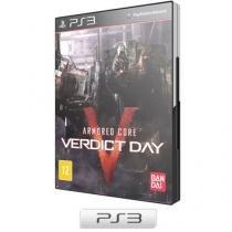 Armored Core: Verdict Day para PS3 - Bandai