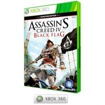Assassins Creed IV: Black Flag - Signature Edition p/ Xbox 360 - Ubisoft