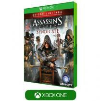 Assassins Creed Syndicate: Signature Edition - para Xbox One - Ubisoft