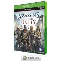 Assassins Creed Unity - Signature Edition - para Xbox One Ubisoft