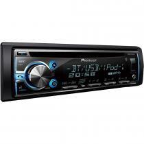 Auto Rádio CD Player USB/SD DEHX6780BT Bluetooth - Pioneer - Pioneer