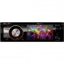 "Auto Rádio DVD/CD Player 3,5"" DVH8780AVBT Bluetooth - Pioneer - Pioneer"