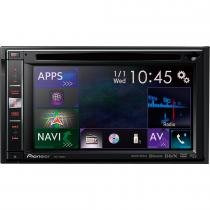 Auto Rádio DVD/CD/USB/SD/BT com GPS Touch AVICF960BT - Pioneer - Pioneer