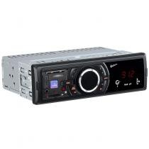 Auto Rádio MP3 Player Automotivo 45w AUX USB e SD 5980 Leadership - Leadership