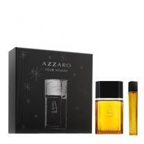 Azzaro Pour Homme Eau de Toilette Azzaro - Kit Perfume Masculino + Miniatura - Azzaro