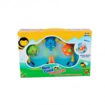 Baby Fun Mobile com Músicas e Atividades 1388 - Bee Me Toys - Bee Me Toys