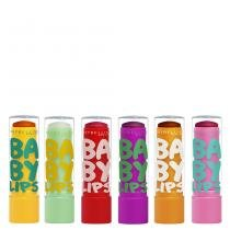 Baby Lips Super Frutas Maybelline - Kit Hidratante Labial - Maybelline