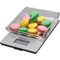 Balança de Cozinha BCINOXT Digital 5kg - Black  Decker - Black  Decker