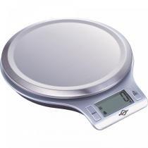 Balança de Uso Doméstico 5Kg Cinza - Brasfort - Bivolt - Brasfort