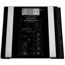 Balança Digital de Banheiro BK55 180Kg - Black  Decker - Black  Decker