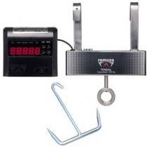 Balança Industrial Gancho Inox Digital Eletrônica - Até 300Kg - Ramuza DPT 300