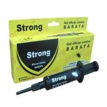 Baraticida Strong Gel-10 gr Nitrosin - 10 g - Nitrosin