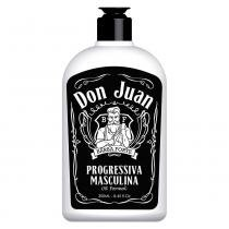 Barba Forte - Progressiva Masculina DON JUAN - 300ml - Barba Forte