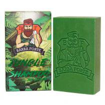 Barba Forte - Shampoo em Barra JUNGLE - 130g - Barba Forte